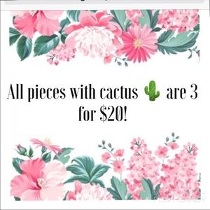 🌵3 for $20 SALE!!🌵
